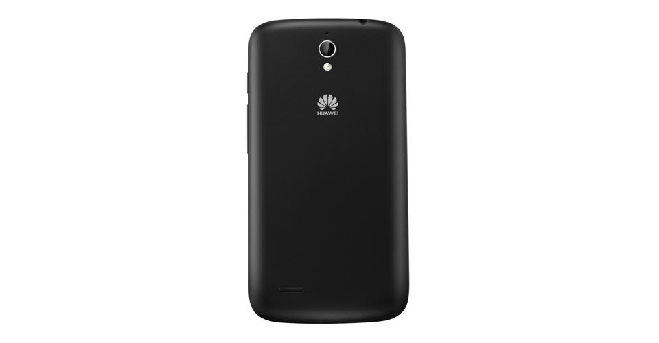 Huawei Ascend G610 color negro en México cámara