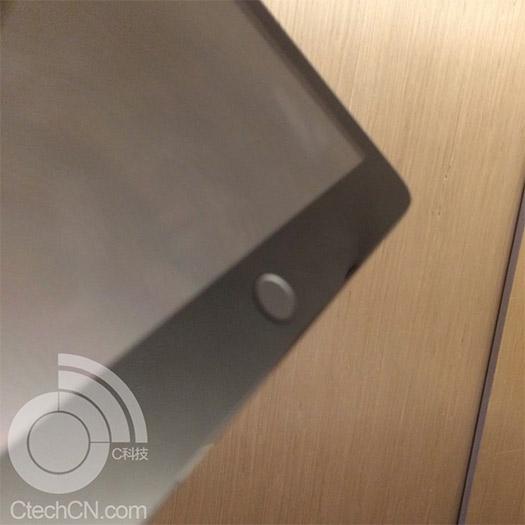 iPad 5 con TouchID Lector de Huellas