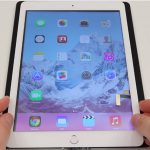 iPad 5 en Video se confirma con lector de huellas digitales