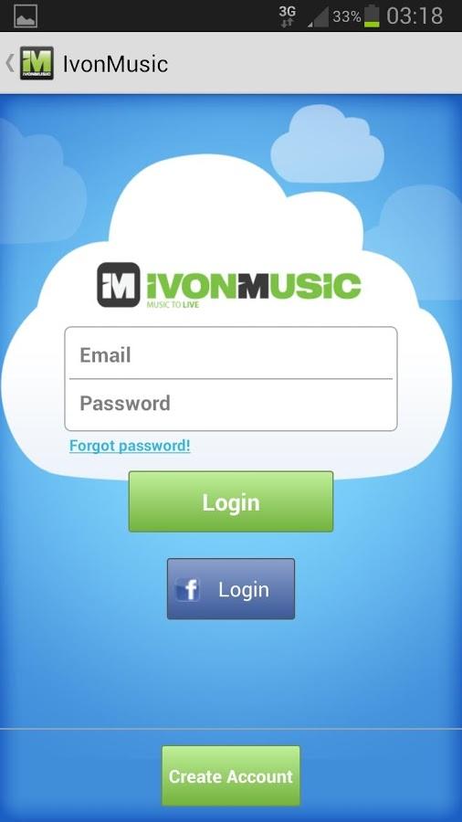 app ivonmusic