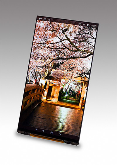 Japan Display  pantalla WQHD para smartphones