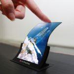 LG y Samsung sus pantallas Flexibles OLED ya en producción