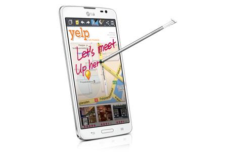 LG G Pro Lite con Stylus