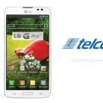 LG G Pro Lite un nuevo phablet pronto en México con Telcel