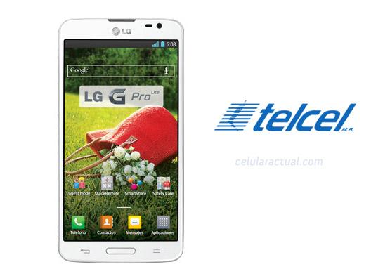 LG G Pro Lite con Stylus en México con Telcel
