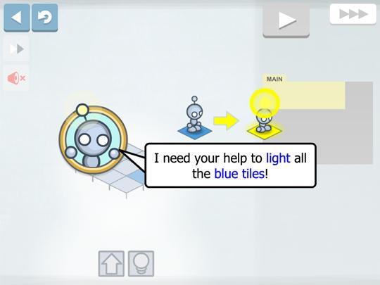 app light-bot