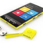 Nueva imagen del Nokia Lumia 1520 con su Treasure Tag