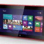 Nokia presenta la Lumia 2520, su primer tablet con Windows