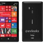 Nokia Lumia 929 un 5 pulgadas Full HD se filtran más detalles