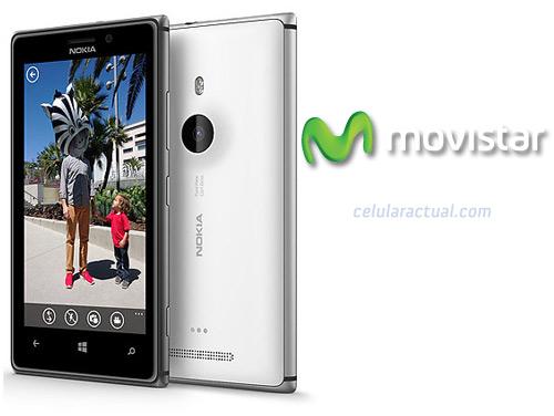Nokia Lumia 925 en Movistar México