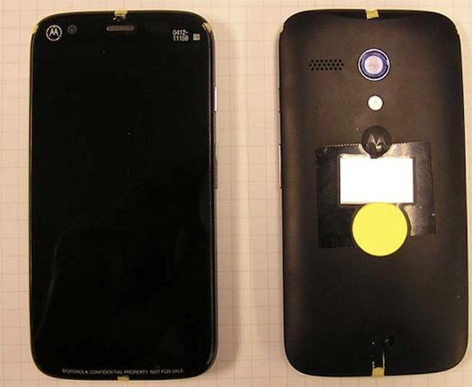 Moto G - DVX de Motorola y Google