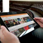 Así se verá Google Play Music con el nuevo diseño material de Google