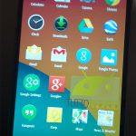 Nexus 5 en nuevas imágenes muestran aglgunos cambios en Android 4.4 KitKat