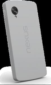 Nexus 5 Bumper gris