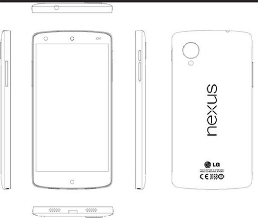 Nexus 5 manual filtrado
