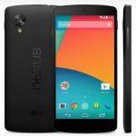 El Nexus 5 aparece ahora en la tienda de Google Play con precio oficial