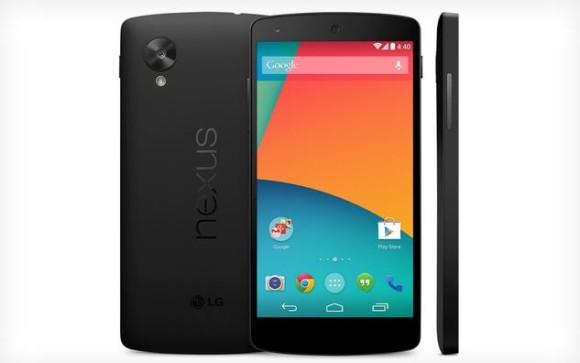 LG Nexus 5 offical Google Play Store