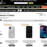 Minorista ya vende fundas para Nexus 5