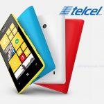 Windows Phone 8 Amber llega al Lumia 520 en México con Telcel