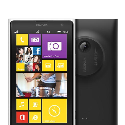 Nokia Lumia 1020 para México