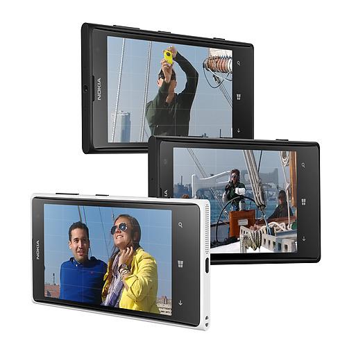 Nokia Lumia 1020 para México cámara de 41 MP PureView blanco y negro