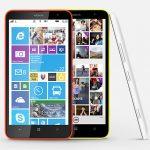 Nokia Lumia 1320 también ya es oficial un 6 pulgadas HD gama media