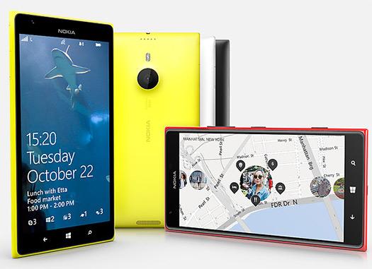 Nokia Lumia 1520 oficial
