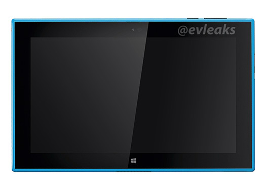 Nokia Lumia 2520 Tablet official press image