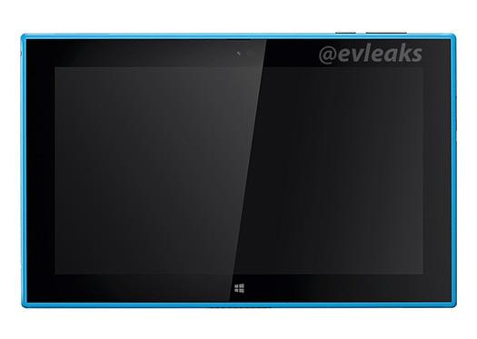 Nokia Lumia 2520 Tablet official press image