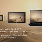 Nokia confirma presentación de Phablet, Tablet y Laptop