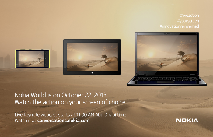 Nokia teaser  Phablet, Tablet y Laptop