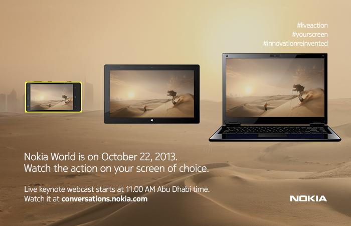Nokia teaser Phablet, Tablet y Laptop