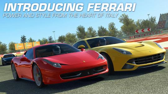 app real racing 3