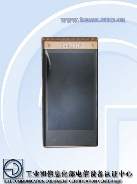 Samsung W2014 un Snapdragon 800 de tapa en registro certificación Pantalla