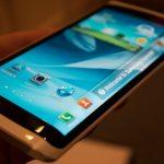 Samsung y LG presentarán dispositivos con pantallas curvas este mes