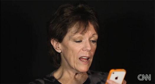 Susan Bennet voz de Siri del iPhone