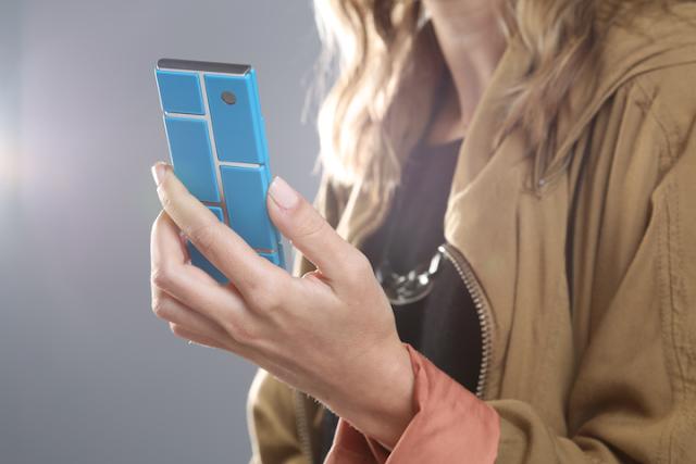 Motorola Ara Modular Smartphones