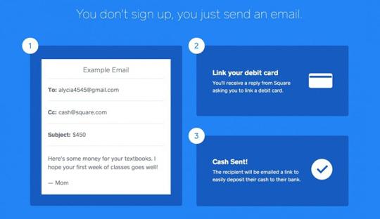 square cash en la web