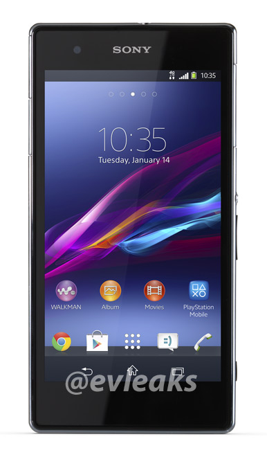 Sony Xperia Z1S official press image