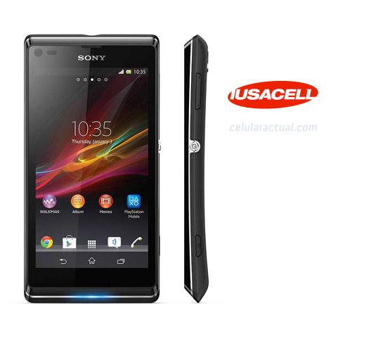 Sony Xperia L en México con Iusacell