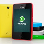 WhatsApp llega al Nokia Asha 501, también llegará en los Asha 502 y Asha 503