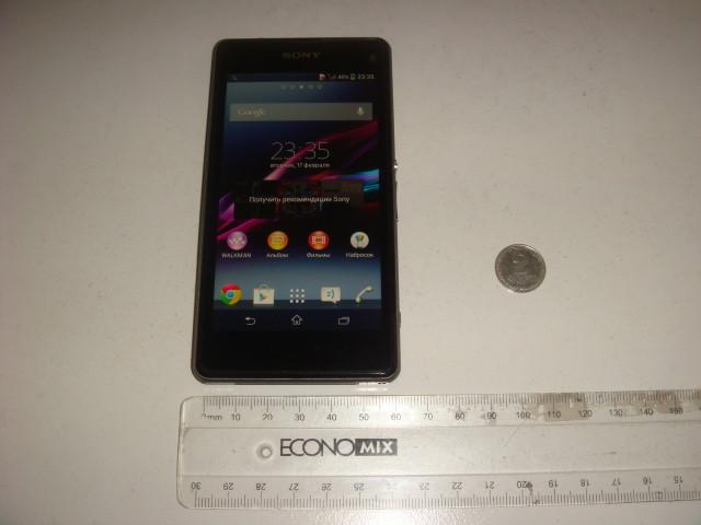 Sony Xperia Z1S  D5503 comparado