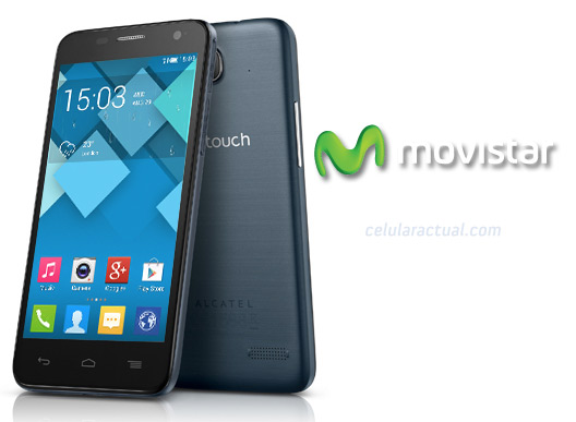 Alcatel Idol Mini ya en México con Movistar con Android 4.2 JB
