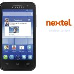 Alcatel One Touch M'POP llega a Nextel México