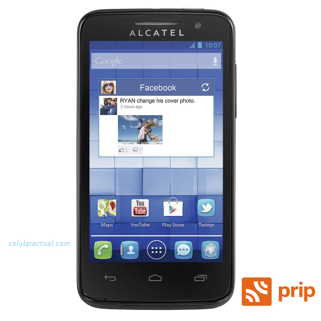 Alcatel One Touch M'POP Nextel prip