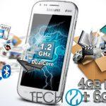 Samsung Galaxy S Duos 2 en primeras imágenes y especificaciones oficiales