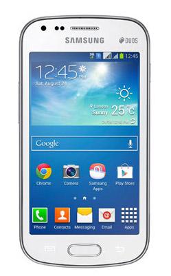 Galaxy S Duos 2 pantalla