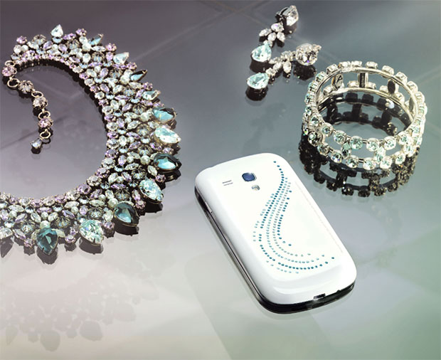 Samsung Galaxy S III mini Crystal Edition