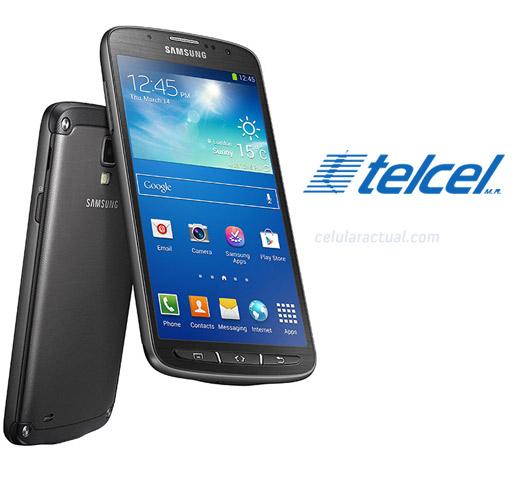Samsung Galaxy S4 Active en México con Telcel