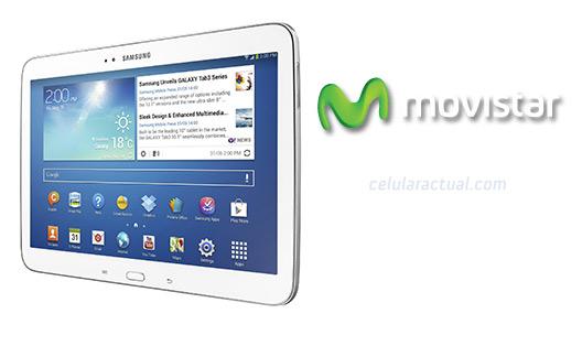 Samsung Galaxy Tab 3 10.1GT-5200 en Movistar México
